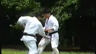 Sensei Tetsuhiko Asai : Kobudo.