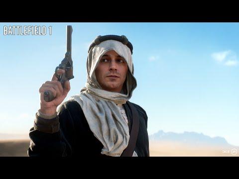watch Battlefield 1 Official Single Player Trailer