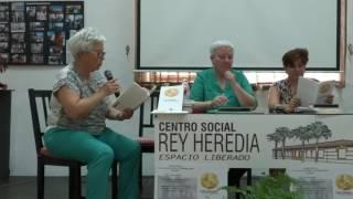 ROSA BLANCO lee el poema TRIADA, de LOLA CALLEJÓN