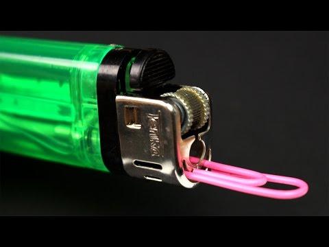 Top 5 best life hacks for lighter
