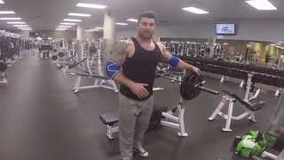 Chest workout for HUGE pecs