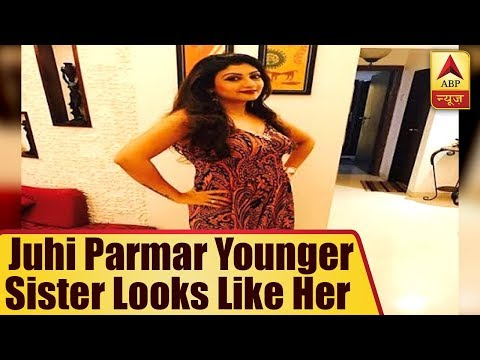 Xxx Mp4 Popular TV Actress Juhi Parmar Younger Sister Looks Like Her Photocopy ABP News 3gp Sex