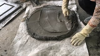 People With Amazing Talent and Skill - Amazing Art Cement Compilation 2018 - Oddly Satisfying Work
