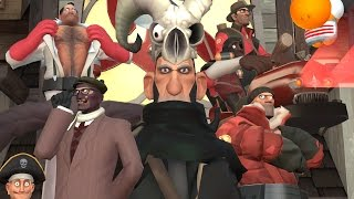 Spooky Scary Fortress 2016
