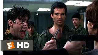 GoldenEye (6/8) Movie CLIP - The Exploding Pen (1995) HD