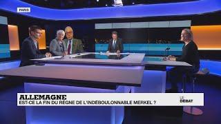 Allemagne : Est-ce la fin du règne de l'indéboulonnable Merkel ? (Partie 1)