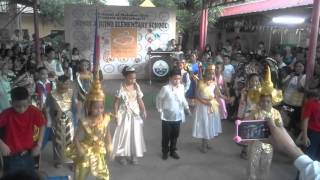 United Nations dance number =)