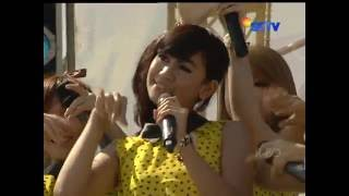 +Eng Sub+ 15-10-2012  Cherrybelle - Brand New Day  LIVE