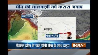 Indian Army Foil China