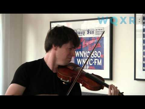 Joshua Bell and Jeremy Denk Play Franck Sonata in A major for Violin and Piano 4th Movement