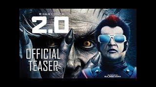 2.0 Official Teaser | Superstar Rajinikanth | Akshay Kumar | Shankar | AR Rahman | Lyca Productions
