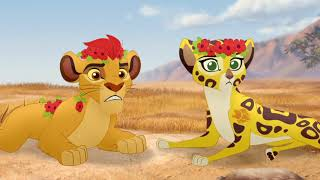The Lion Guard: Makini helps the paralyzed Guard