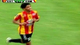 Le magnifique coup franc de Saâd Bguir contre l'Etoile Sportive de Métlaoui HD