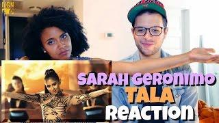 Sarah Geronimo - Tala Reaction