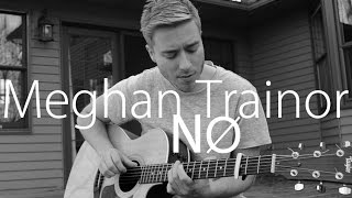 Meghan Trainor - No (Acoustic Cover by Jonah Baker)