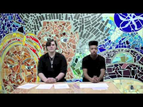 East High School Morning Announcements 12.19.12.mov