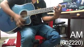 Guitar Chords Tutorial Darshan Raval Mera Dil Dil Dil