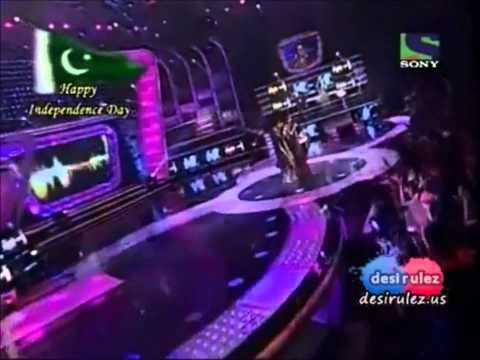 Usha Uthup with Indian Idol (Telugu song)
