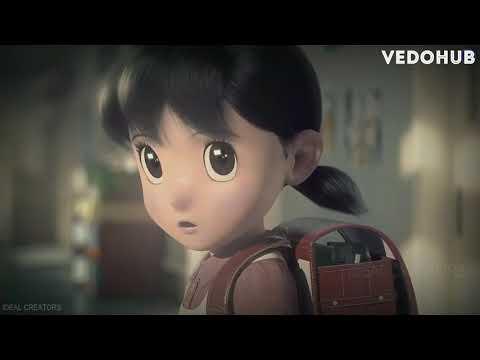 Xxx Mp4 KHAAB ❤ Nobita Shizuka Doraemon Cartoon Love Song ❤ Whatsapp Status Video 2018 AKHIL PUNJABI 3gp Sex