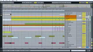 Ableton Projekt Boy`s - The Uplifting Trance Ableton Project