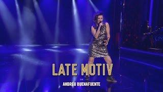 LATE MOTIV - Barei Abril. Eurovisión | #LateMotiv70