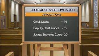 JSC to start short listing of CJ applicants on Monday