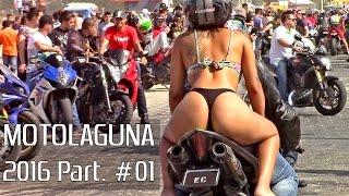 MOTOLAGUNA 2016 #01 - Bikinis, Burnouts & Superbikes!