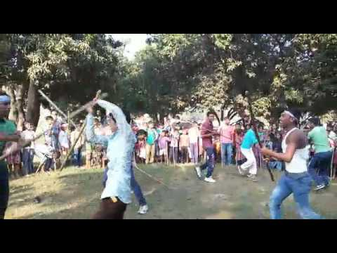 AAKHADHA MUHARRAM VIDEO BIHAR BHAGALPUR DAUNA...आखाड़ा मुहर्रम विडियो बिहार भागलपुर दौना