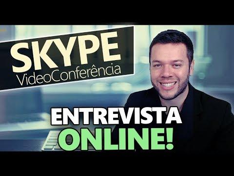 Xxx Mp4 ENTREVISTA DE EMPREGO POR SKYPE Como Fazer Entrevista Por Vídeoconferência 3gp Sex