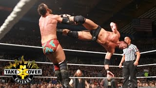 Roderick Strong brings the chaos to Eric Young: NXT TakeOver: Chicago (WWE Network Exclusive)