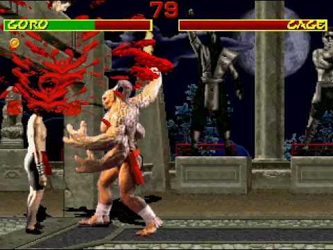 Xxx Mp4 Mortal Kombat 1 Goro Playthrough 3gp Sex
