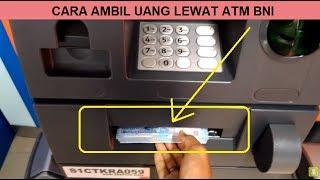 Cara Ambil Uang di ATM BNI dengan Mudah