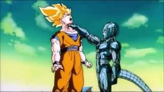 Goku and Vegeta vs Meta Cooler AMV