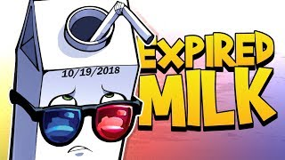 EXPIRED MILK #5 (Leftover Funny Moments)
