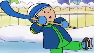 Caillou Goes On Holiday - English Full Episodes For Kids | Caillou holiday Movie