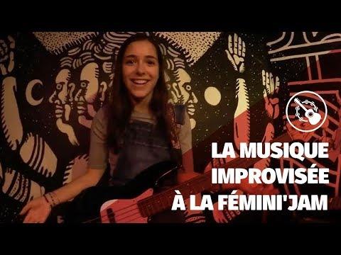 Lou t'emmène tester l'impro musicale à la Femini'Jam - LES MUSICHRONIQUES