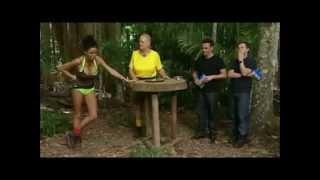 Georgina Bülowius - Dschungelcamp 2013 - Die ekelhafteste Dschungelprüfung aller Zeiten
