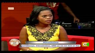 One on One with Betty Bayo