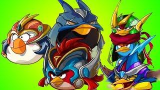 Angry Birds Epic - Shadow Of The Tinker Titan (Season 2) Ep. 2