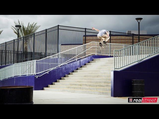 Chris Joslin | X Games Real Street 2017