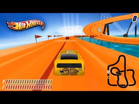 Juego de Autos 7 Hot Wheels Color Shifters Track Actión in HD
