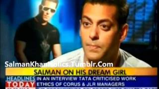 Salman Khan's Interview with Rashma Shetty (HT)!!!