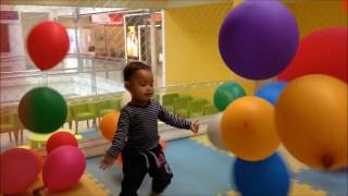 Balloon Play for Kids
