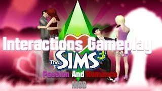 The Sims 3 Passion And Romance