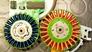 Brushless DC Motors and Brushed DC Motors explained  - BLDC Fan (2)