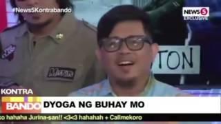 Kaysee Gregorio Kontra Bando TV5 Special Guest via Skype