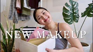 LOCAL AND AFFORDABLE MAKEUP HAUL + more! | Philippines