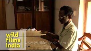 Teachers interact inside staff room in Kerala