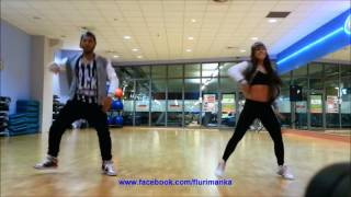INTERMEDIATE - Dance Fitness Zumba Bucket Soca Choreo by Flurim & Anka