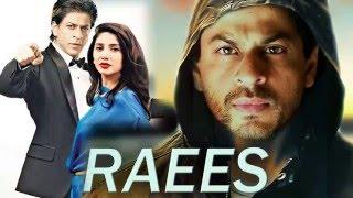 Shahrukh khan's (SRK) upcoming Hindi movie Raees 2017